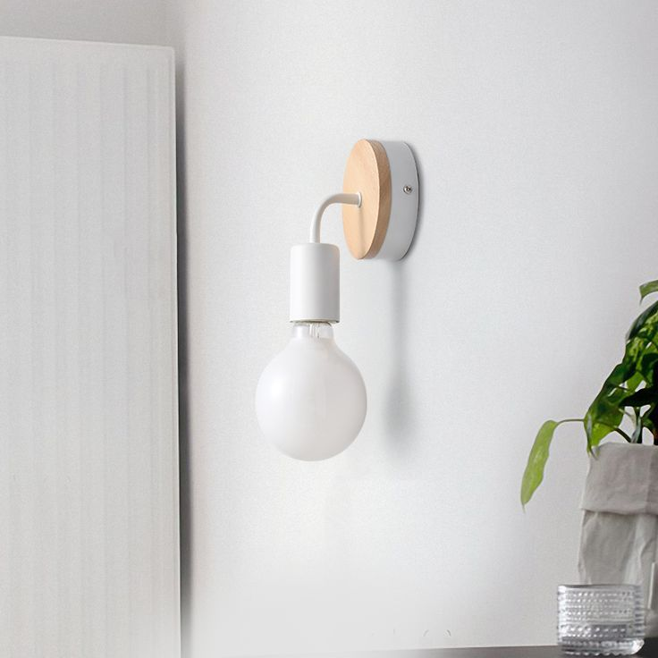 Find More Wall Lamps Information about Modern Wall Lamp Iron Wood Led Wall Light Fixtures Vintage black Sconce Bedroom Home Lighting luminaire Bathroom Lamp ,High Quality led wall lamp,China bathroom lamp Suppliers, Cheap modern led wall lamp from Zhongshan New Life Lighting Ltd on Aliexpress.com