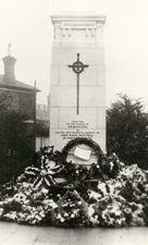 Edmonton war memorial, London © Farthing Collection