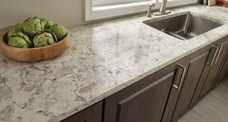 Quartz Countertop Height : Countertop Quartz Romano White Quartz Room Scene Ideas for the House ...