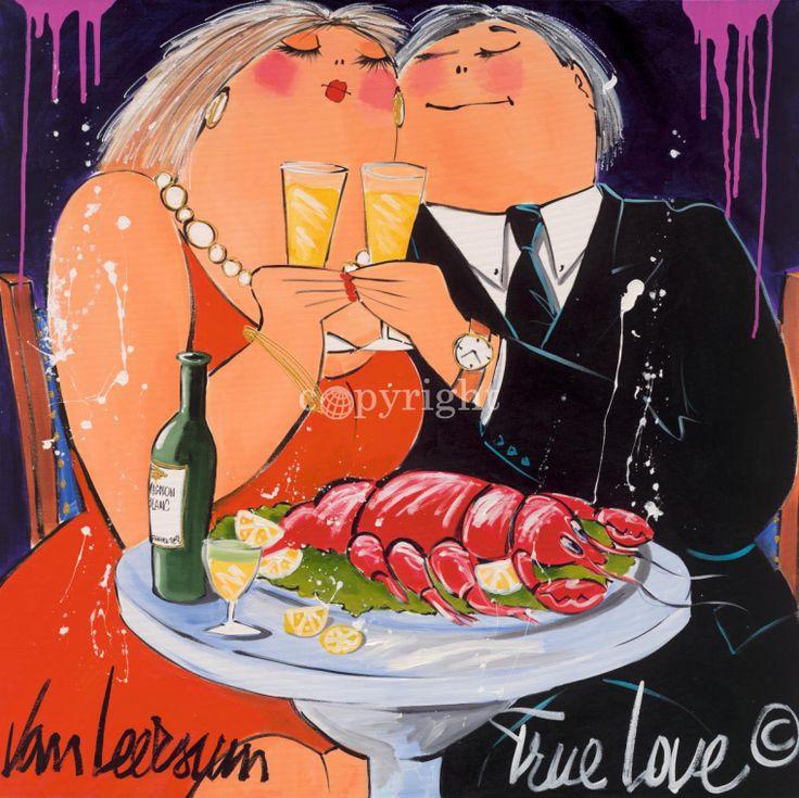 El Van Leersum - Amor verdadero