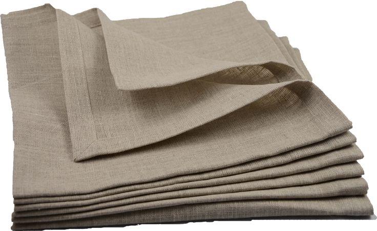 Linnen napkins from E&L by LUNDQVIST