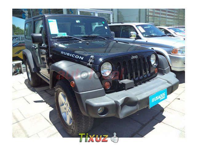 Jeep Wrangler rubicon 3.8 aut 2009 Usado