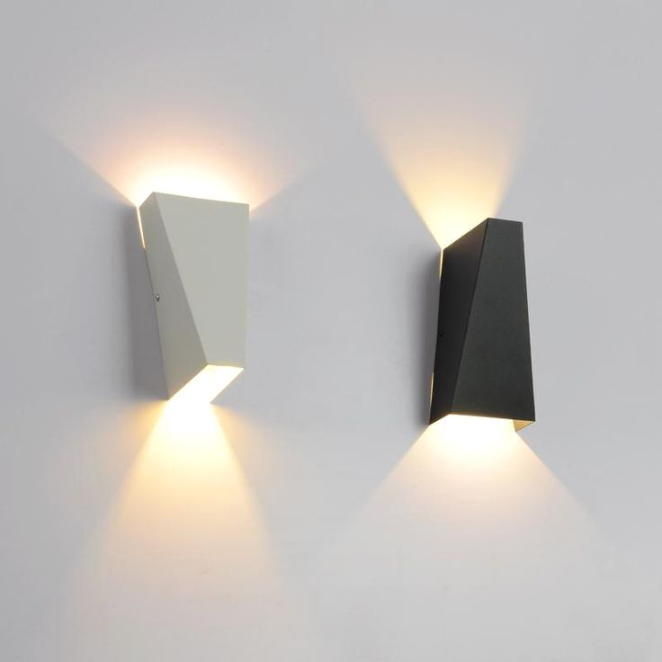 38 56modern Wall Lamp 10w Led Wall Light Black Geometry Sconce Light Fixtures Bedroom Wall Mounted Black Wall Lamps Wall Mounted Lamps Modern Wall Lamp
