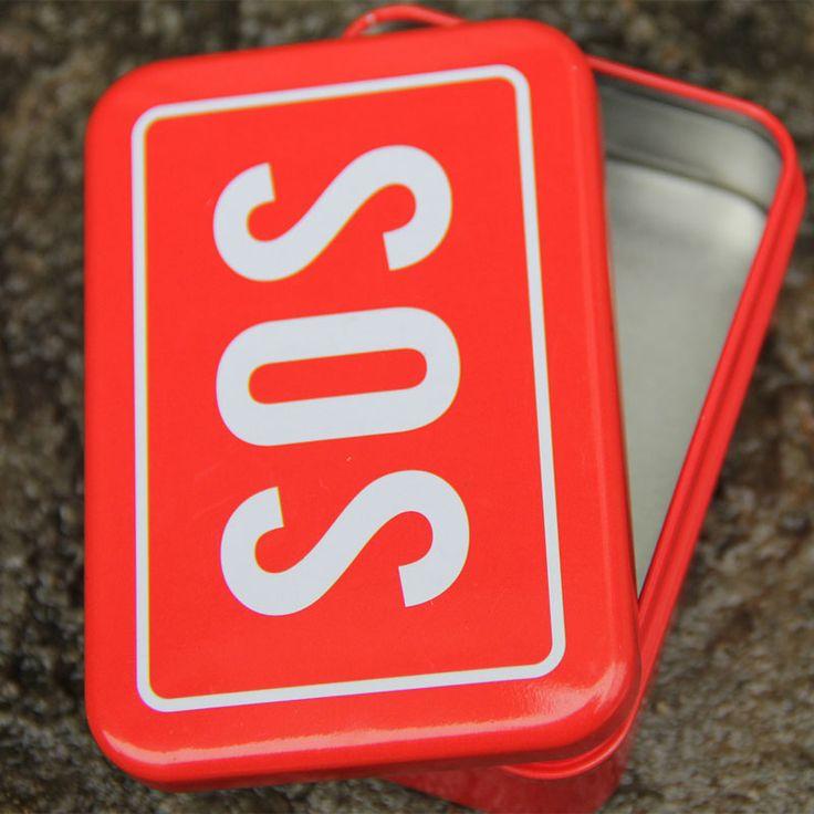 Equipamento ao ar livre caixa de sobrevivência auto ajuda caixa de equipamento SOS em Kits de viagem de Esporte e Lazer no AliExpress.com   Alibaba Group