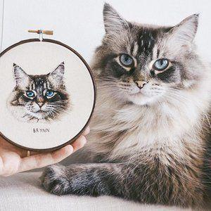 Emillie Ferris Pet Portraits