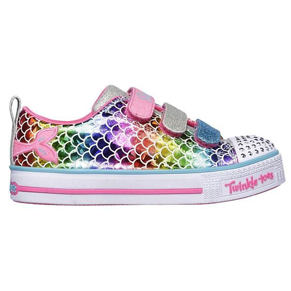 Preschool Girls' Skechers Twinkle Toes