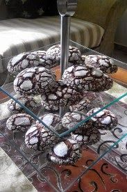 Μμμμμμμμμμμμ...: Ραγισμένα μπισκότα