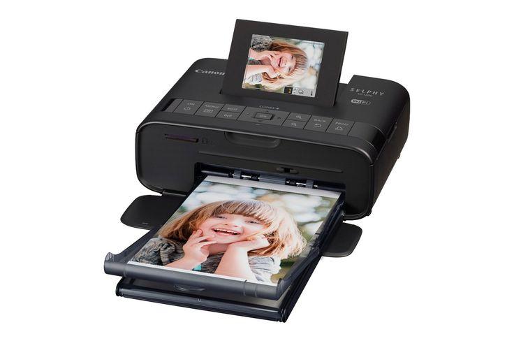 Imprimante jet d'encre Canon SELPHY CP1200 Noire