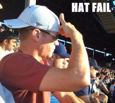 This has to be a cubs fan...Basebal Hats, Crazy Kids, Hats Fail, Fans, Cubs, Soft Drinks, Kids Costumes, Fast Food, Eye