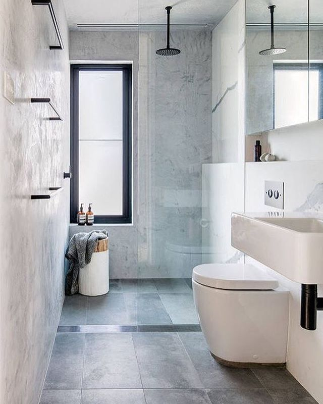 Bathroom inspiration from @alexander_andco  #interiordesign #homedecor #interiordesigner