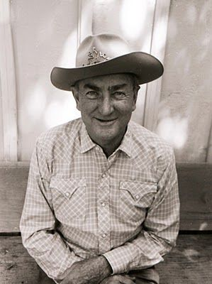 Cliff May (1909-1989) pic circa 1980's considered by most to be the creator of the California ranch-style home.