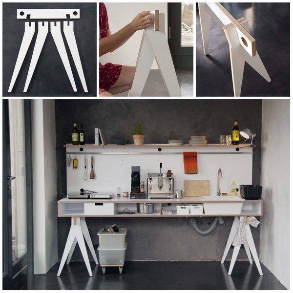 Scandinavian kitchen scales. - http://yourhomedecorideas.com/scandinavian-kitchen-scales-2/ - #home_decor_ideas #home_decor #home_ideas #home_decorating #bedroom #living_room #kitchen #bathroom #pantry_ideas #floor #furniture #vintage #shabby