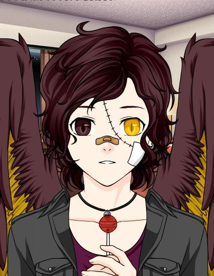My servamp....  Jeja.pl anime avatar maker