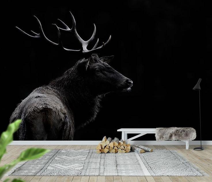 The deer soul Tapet