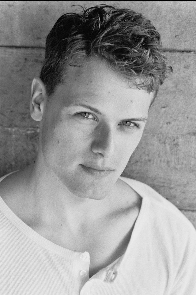 Sam Heughan - He's been cast as Jamie in the new Outlander series.  Not quite what I had in mind, but Diana Gabaldon has given him the thumbs up based on his screen tests, so that's me satisfied.