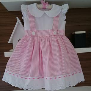molde de avental para vestido infantil - Google Search