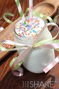 Birthday Cake 310 shake
