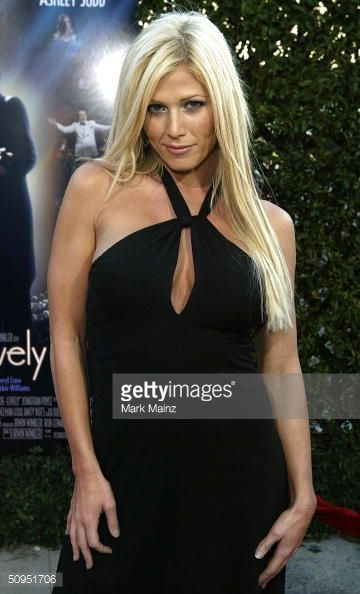 Wrestler Torrie Wilson attends the premiere of the MGM film 'De-Lovely' at the Academy of Motion Pictures Arts and Sciences June 11, 2004 in Beverly Hills, California.