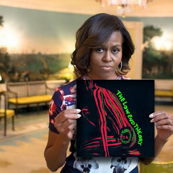 Michelle Obama has Tribe love...do you?