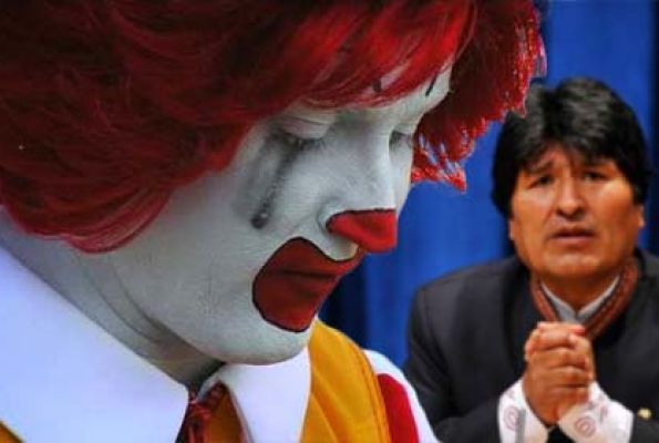 McDonald's closing all restaurants in Bolivia as nation rejects fast food - Underground Health