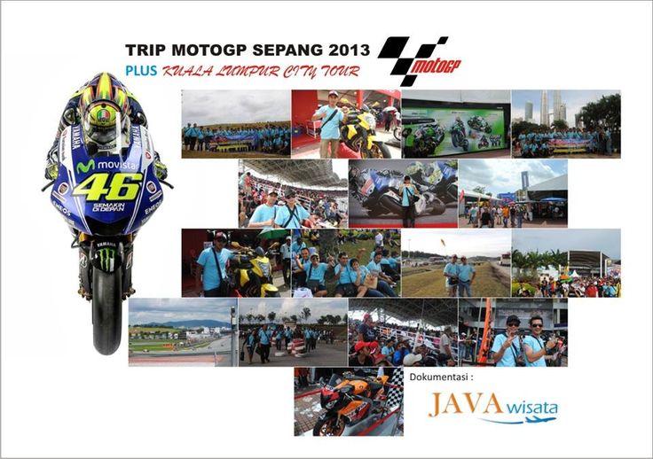 MotoGP Sepang 2014 - 2015 - 2016 Kuala Lumpur Malaysia Tour & Travel from Java wisata