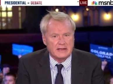 Chris Matthews Went Into Epic Meltdown Mode Over Obama's Debate Performance    Read more: http://www.businessinsider.com/chris-matthews-obama-debate-reaction-video-meltdown-2012-10#ixzz28K3OQFHv