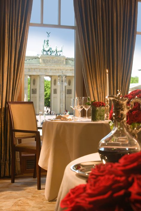 Lorenz Adlon Esszimmer  If you want to experience dinner at one of Berlin's most legendary of establishments, which gracefully combines a mood of traditional fine-dining with contemporary European haute cuisine, this is the place to come. It's expensive, but the food does not sacrifice art for enjoyment, which is important in my mind and, therefore, justifies the price tag. Just make sure you bring your appetite.   #BizTravel #Restaurants #Berlin #Travel #RestaurantReview
