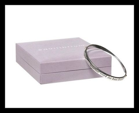 Silver Plated Bangle