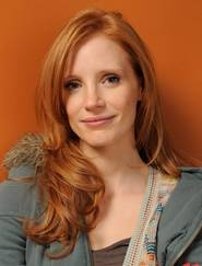 Jessica Chastain — The Movie Database  Thinking Amy will look like this only a bit rounder!