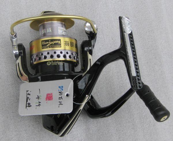 58.00$  Buy here - http://alikcg.worldwells.pw/go.php?t=1893394767 - Fishing Reel 2015 Carretilha Para Pesca Metal Carp Wheel For Fishing Fly Fishing Reel  58.00$