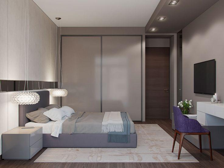 Интерьер спальни #спальня #bedroom #akimenkov #акименков #дизайн #интерьер #студиядизайна #design #interior www.akimenkov.ru