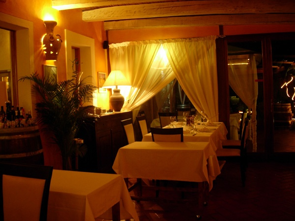 restaurant Shergan / Sardegna-Italy