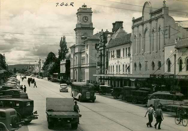 14 March 1863 Goulburn proclaimed a City.The first inland city in New South Wales,195km from Sydney in the Southern Tablelands.