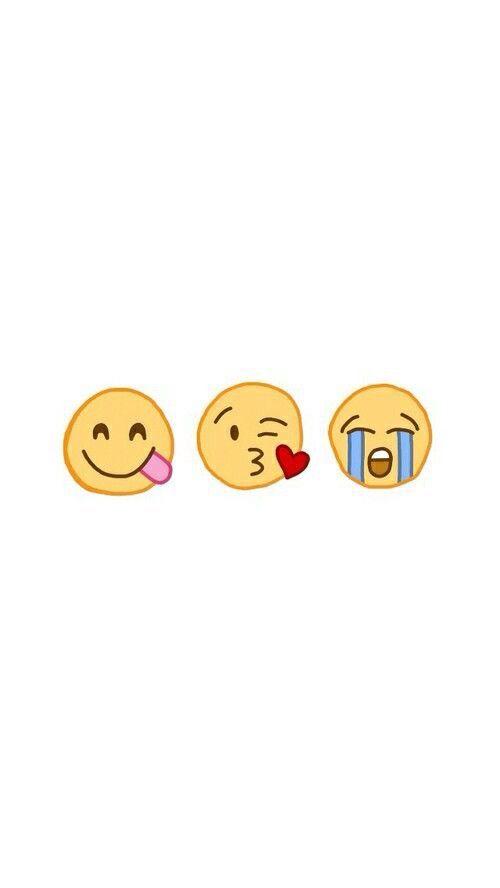 wallpaper emoji it so very very cute