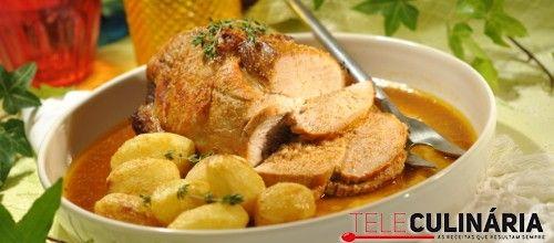 E hoje sugerimos que prove um sabor bem lisboeta :) Pá de porco lisboeta