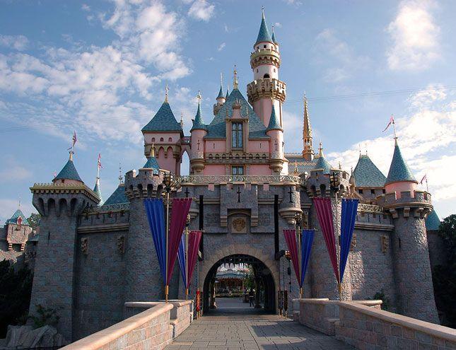 Disneyland! :)