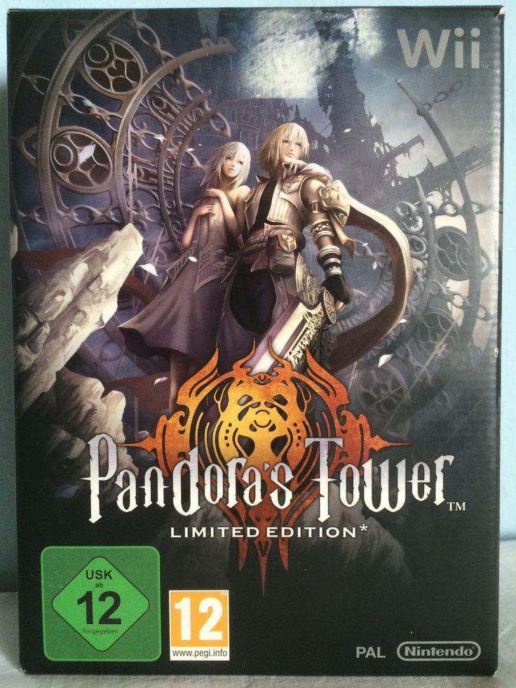 Pandora's Tower Limited Edition box.