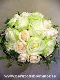 Bildresultat för bukett rosor murgröna