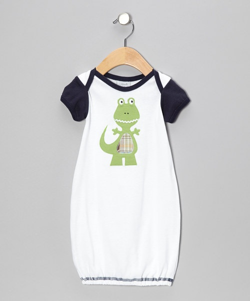 how to make a baby gown from at shirt