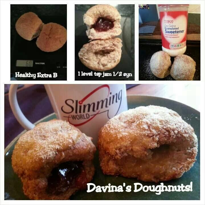 Slimming World Doughnut