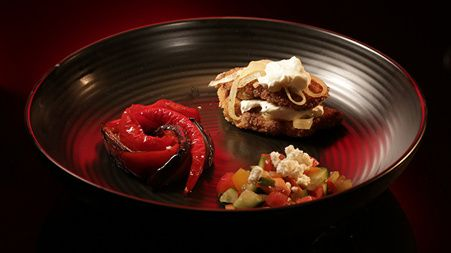 Gianni and Zana Latest Recipes - My Kitchen Rules - Official Site