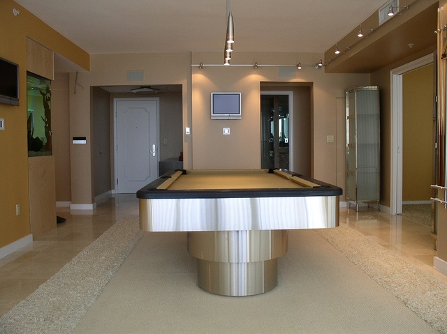 Orchard Lake House Coconut Grove Condo 002 By Mitchell Exclusive Billiard  Designs, Via Flickr