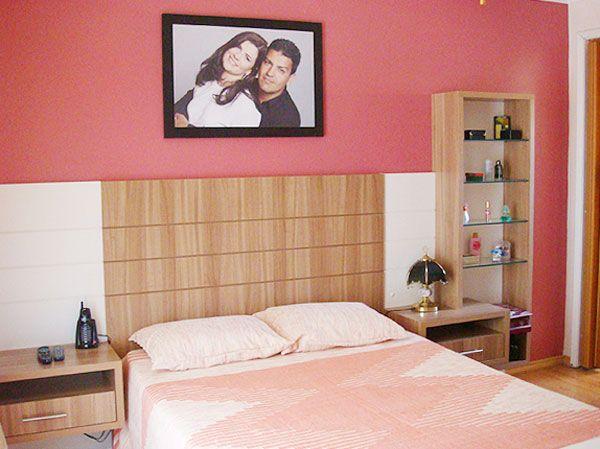 17 Best images about quarto on Pinterest Madeira, Sao  ~ Quarto Casal Decorado Simples
