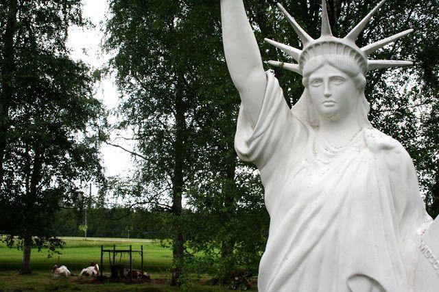 Pohojammaan Amerikka #koskenkorva #ilmajoki #finland