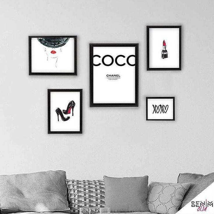 Modanın ta kendisi olmak isteyen tüm kadınlar için Coco Chanel setimiz ������ #benimolsa #cerceve #tasarim #coco #chanel #ozeltasarim #moda #fashion #igmood #igmoda #ev #evim #evdekorasyon #evdekorasyonu #hediye #evhediyesi #ruj #kadin #mutluyumçünkü #turkiye #lastpost #alışveriş #shoponline #siyah #siyahbeyaz #blackandwhite http://turkrazzi.com/ipost/1524553694364301678/?code=BUoTYHxl_lu