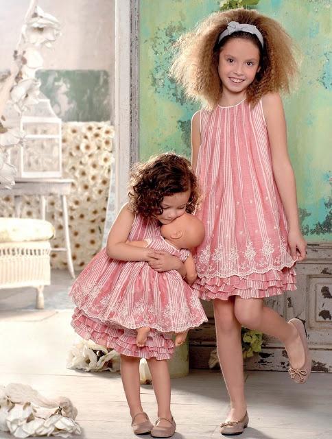 Moda Adolescentes y Niños Elegancia Estilo: Primera Comunión - Colección el Corte Inglés Primavera - Verano 2012