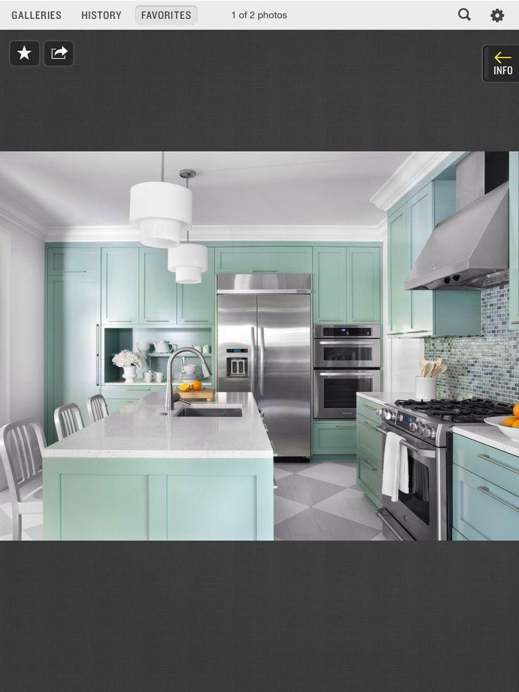 Tiffany Blue Kitchen Color Themes Pinterest Tiffany
