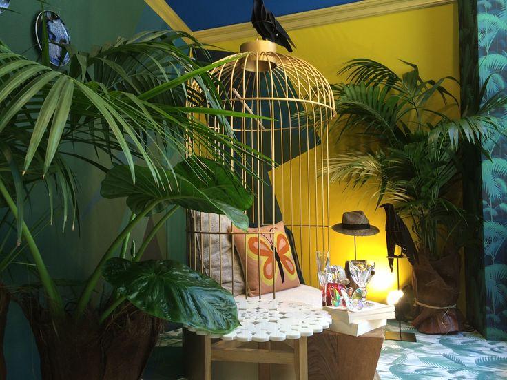 Claude Cartier D Coration Tropical Livings Pinterest