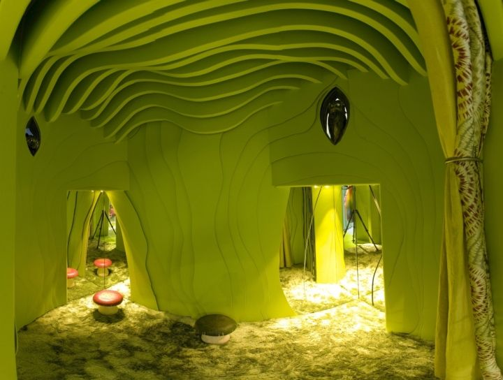 TOY STORES! Jou Jou toy store by Watts Architects, Salt Lake City - Utah