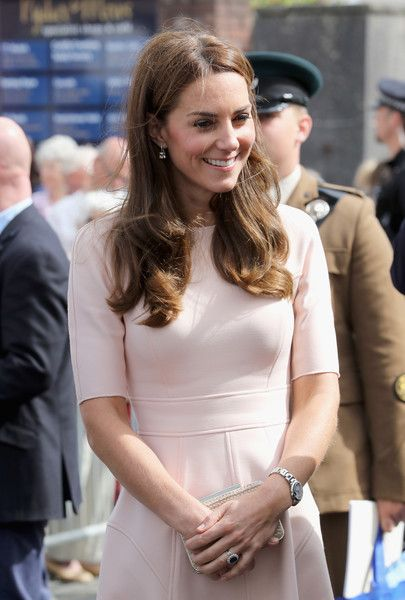 Kate Middleton Photos Photos: The Duke & Duchess Of Cambridge Visit Cornwall